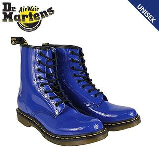 ドクターマーチン(Dr.Martens)の【定価2.5万】青 ドクターマーチン Dr.Martens 8ホール 1460(ブーツ)