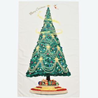 Disney - ディズニー クリスマスツリー タペストリー