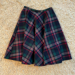 チェスティ(Chesty)の新品 チェスティ スカート チェック(ひざ丈スカート)