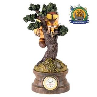 ジブリ(ジブリ)の新品未使用 30周年限定 ジブリ となりのトトロ ジオラマ置時計 松の木の上で (置時計)