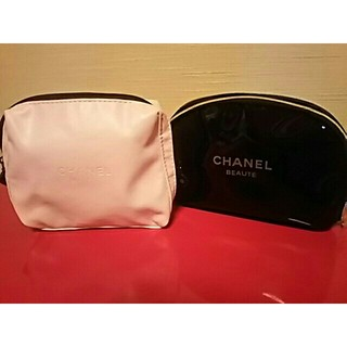 CHANEL - CHANELポーチ2点セット