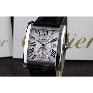 Cartier - カルティエ 腕時計 自動巻き タンク MC 男女兼用