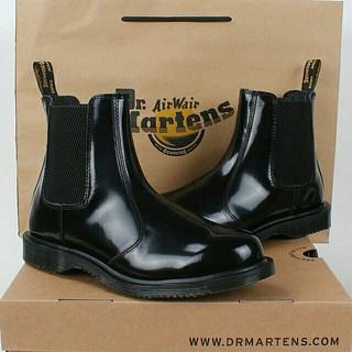 Dr.Martens - UK3 Dr. Martensドクターマーチン ブーツ 黒 正規品 お勧め