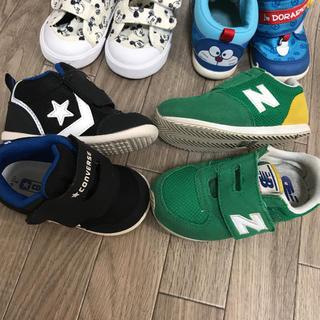 New Balance - 靴 セット☆コンバース、ニューバランス 他
