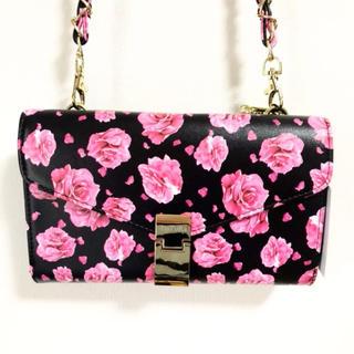 DaTuRa - 新品✨‼️薔薇好きさん❤️DaTuRa❤️お財布 ショルダーバッグ
