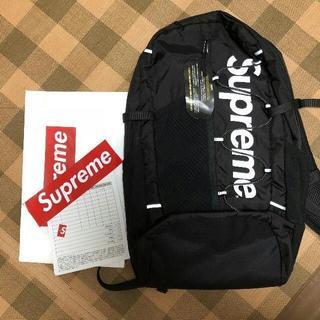 Supreme - Supreme 17ss backpack