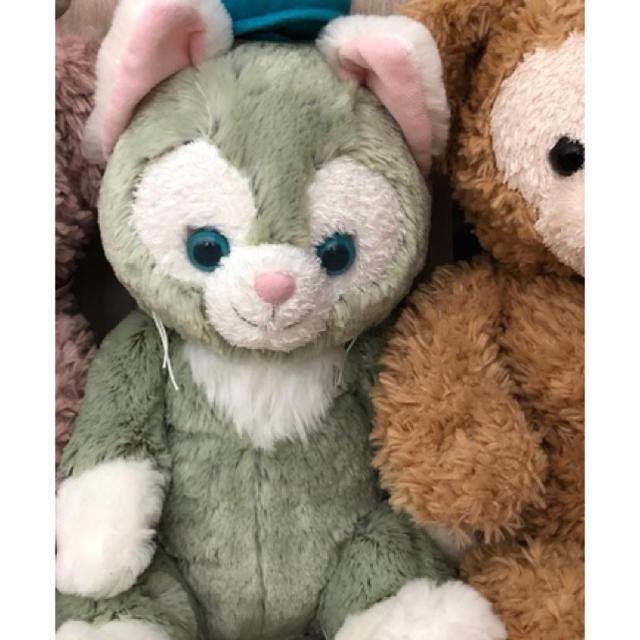 ダッフィー シェリーメイ ジェラトーニ セット エンタメ/ホビーのおもちゃ/ぬいぐるみ(ぬいぐるみ)の商品写真