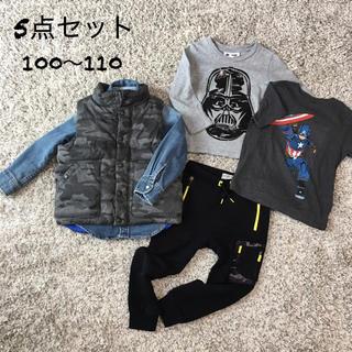 babyGAP - 男の子 5点セット  100〜110くらい baby gap