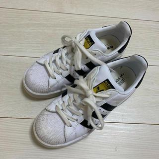 アディダス(adidas)のアディダス スーパースター ブラック (スニーカー)