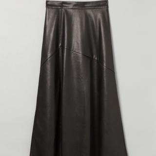 JEANASIS - ヌバックライクキリカエスカート/856691