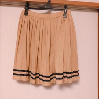 ジエンポリアム(THE EMPORIUM)の膝丈プリーツスカート(ひざ丈スカート)