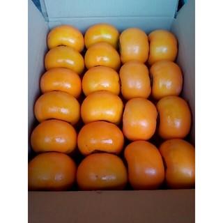 会津みしらず柿 御山産 A級品 10kg 3Lサイズ以上 果物 甘柿(フルーツ)