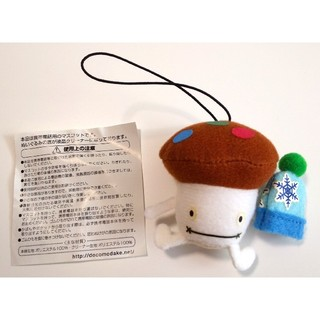 【送料無料!新品、未使用!】ドコモダケの液晶クリーナー(*^^*)