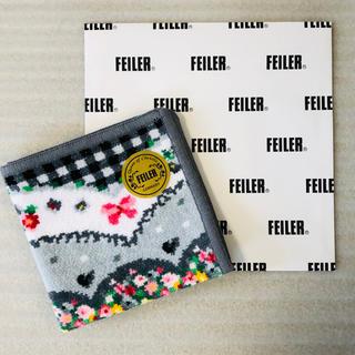 FEILER - 新品フェイラータオルハンカチ♡パルテール