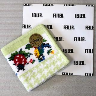 FEILER - 新品フェイラータオルハンカチ♡千鳥ハイジ