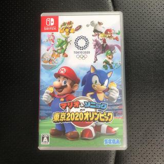 Nintendo Switch - マリオ&ソニック 東京2020年オリンピック