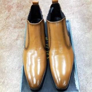 マドラス(madras)の163-2) 25cm:新品マドラス紳士ブーツ(ブーツ)