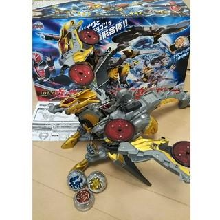 バンダイ(BANDAI)の仮面ライダーウィザード DX ウィザードドラゴン&マシンウィンガー おもちゃ(キャラクターグッズ)