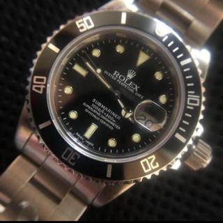 ロレックス(ROLEX)の防水加工ケース部品 16800 サブマリーナ(腕時計(アナログ))