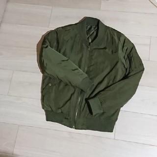 ミリタリージャケット(ブルゾン)
