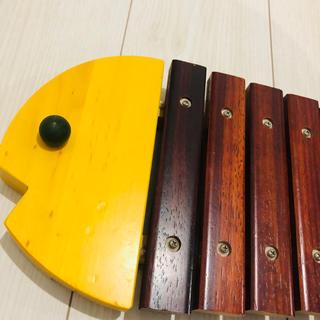 ボーネルンド(BorneLund)のボーネルンド おさかなシロフォン 木琴(楽器のおもちゃ)