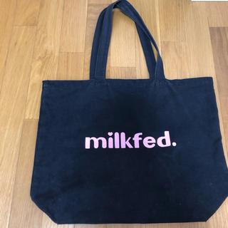 ミルクフェド(MILKFED.)のmilkfedトートバッグ(トートバッグ)
