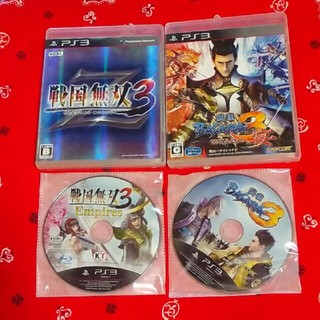 PlayStation3 - PS3 ソフト4枚
