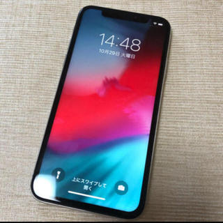 iPhone - iPhone X 64G SIMフリー 1
