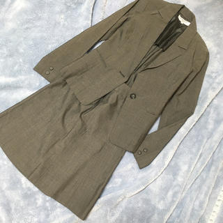 ナチュラルビューティーベーシック(NATURAL BEAUTY BASIC)のナチュラルビューティーベーシック☆ s xs スカートスーツ セット(スーツ)