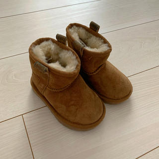 UGG - アグ キッズ ムートン ブーツ