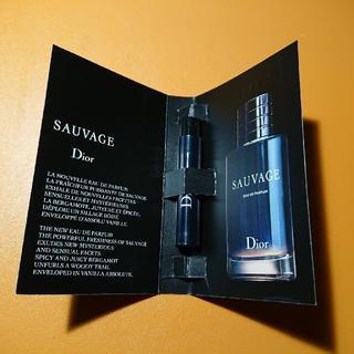 クリスチャンディオール(Christian Dior)の香水 ディオール ソヴァージュ  ソバージュ Dior SAUVAGE(香水(男性用))