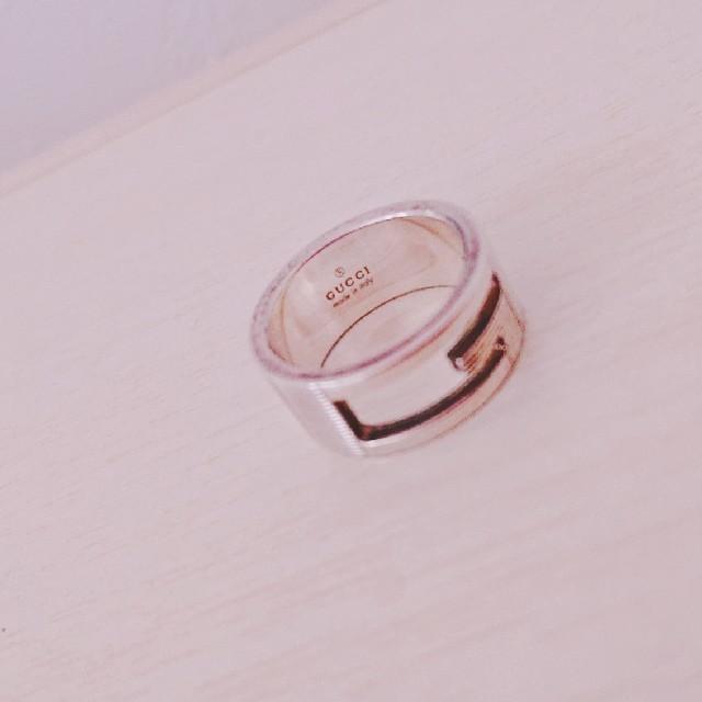 Gucci(グッチ)のGUCCI G リング レディースのアクセサリー(リング(指輪))の商品写真