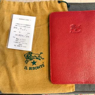 イルビゾンテ(IL BISONTE)の専用  イルビゾンテ  ブックカバー ノートカバー 手帳カバー(ブックカバー)