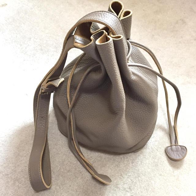 dholic(ディーホリック)の値下げ☆美品☆DHOLIC  バケツショルダーバッグ レディースのバッグ(ショルダーバッグ)の商品写真