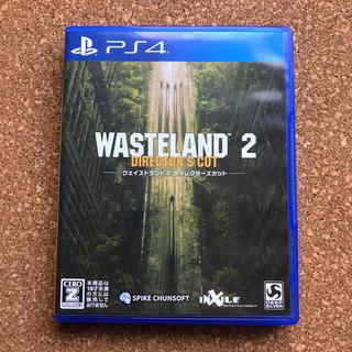PlayStation4 - ウェイストランド2 ディレクターズカット
