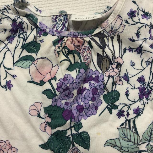 NEXT(ネクスト)のNEXT 長袖 2枚セット キッズ/ベビー/マタニティのベビー服(~85cm)(シャツ/カットソー)の商品写真