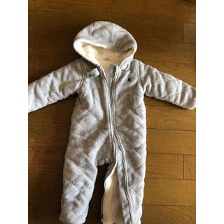 ギャップ(GAP)のGAP ベビー 防寒 ジャンプスーツ 70 美品(ジャケット/コート)