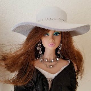 バービー(Barbie)の★花音様専用★ポピーパーカー ドール用ハット&アクセサリーセット(人形)
