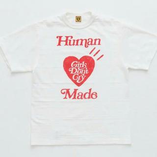 ジーディーシー(GDC)の♡Human made Girls Don't Cry Tシャツ Lサイズ♡(Tシャツ/カットソー(半袖/袖なし))