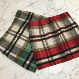 Lily Brown - チェックタイトスカート