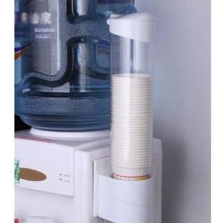 紙コップホルダー カップスタンド カップディスペンサー カップホルダー 紙カッ(キッチン収納)