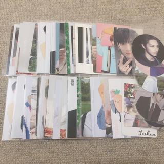 SEVENTEEN - SEVENTEEN 公式トレカ 50枚 まとめ①