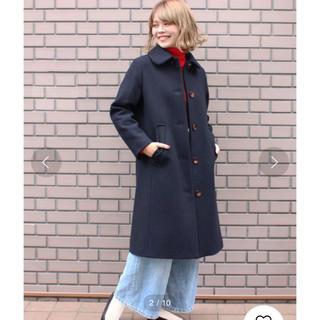 ドットアンドストライプスチャイルドウーマン(Dot&Stripes CHILDWOMAN)のCHILDWOMAN ステンカラーコート(ステンカラーコート)