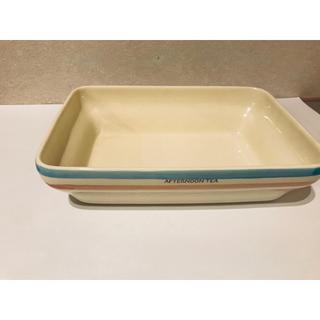 アフタヌーンティー(AfternoonTea)のAFTERNOON TEA アフタヌーンティー  大皿 グラタン皿(食器)