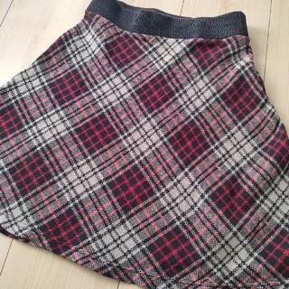 ジーユー(GU)の140フレアスカート(スカート)