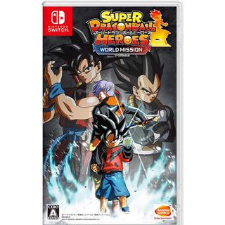 Nintendo Switch - スーパードラゴンボールヒーローズ ワールドミッション -Switch