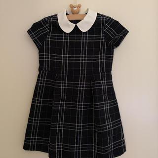 ミキハウス(mikihouse)のミキハウス ワンピース 入学式 お呼ばれ 120(ドレス/フォーマル)