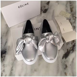 celine - 正規 Celine パンプス ジュース 35