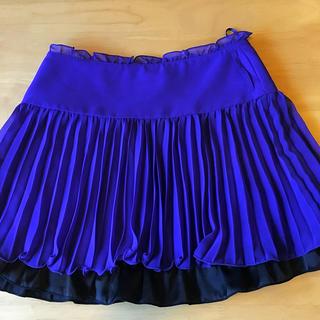 セシルマクビー(CECIL McBEE)のCECIL McBEE セシル スカート Sサイズ(ミニスカート)