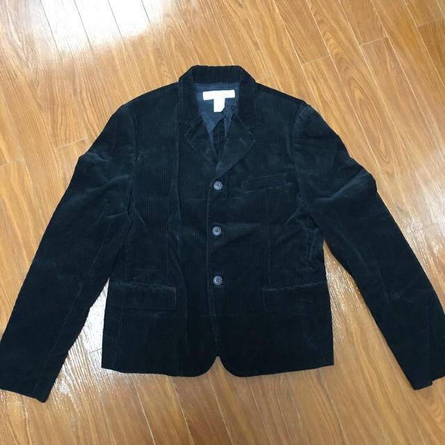 COMME des GARCONS(コムデギャルソン)のコムデギャルソンシャツ メンズ ジャケット コーデュロイ メンズのジャケット/アウター(テーラードジャケット)の商品写真